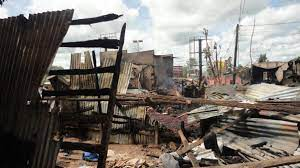 Fire guts carpentry workshops in Kasese, destroys property worth millions.